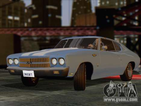 iniENB for GTA San Andreas second screenshot