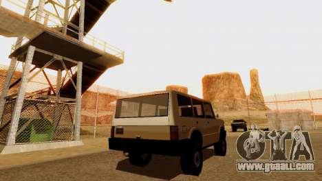 DLC 3.0 Military update for GTA San Andreas eleventh screenshot