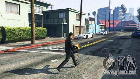 GTA 5 Terminator third screenshot