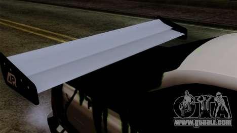 BMW M3 E36 Drift Editon for GTA San Andreas back view