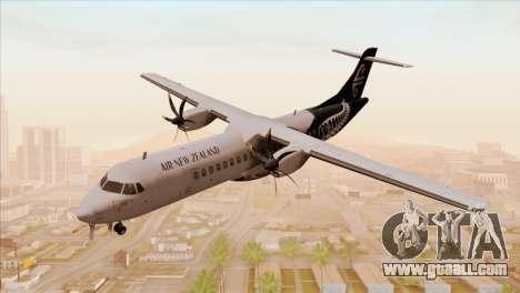ATR 72-500 Air New Zealand for GTA San Andreas