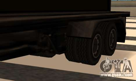 PS2 Article Trailer 3 for GTA San Andreas back view
