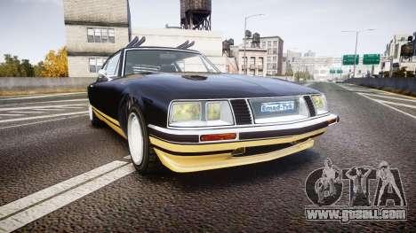 GTA V Lampadati Pigalle for GTA 4