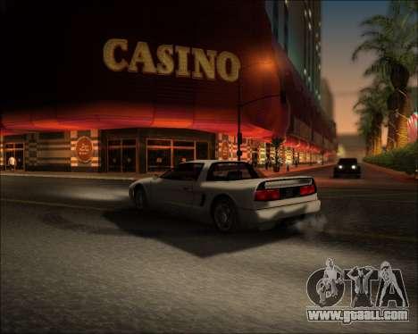 ENB Kiseki v1 for GTA San Andreas fifth screenshot