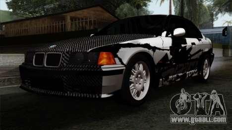 BMW M3 E36 Drift Editon for GTA San Andreas