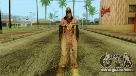 Order Soldier Alex Shepherd Skin for GTA San Andreas