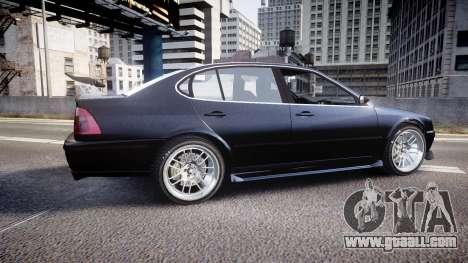 Emperor Lokus LS 350 Race GT for GTA 4 left view