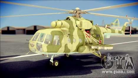Mi-8 Hip for GTA San Andreas