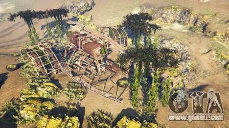 GTA 5 No Water fourth screenshot