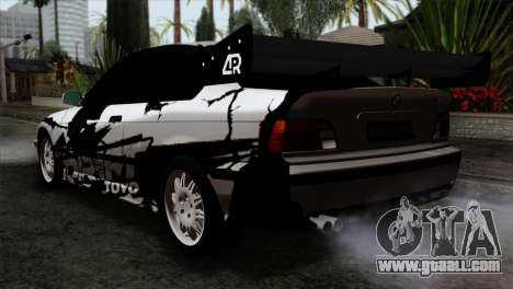 BMW M3 E36 Drift Editon for GTA San Andreas left view