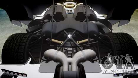 Koenigsegg Agera 2013 Police [EPM] v1.1 PJ4 for GTA 4 side view
