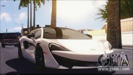 SweetGraphic ENBSeries Settings for GTA San Andreas ninth screenshot