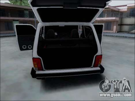 Lada Niva for GTA San Andreas engine