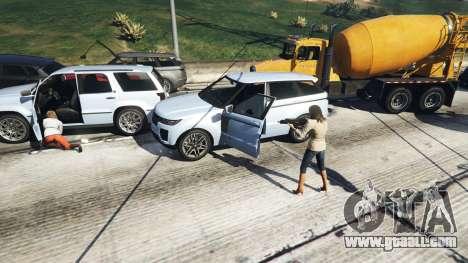 GTA 5 Provocateur second screenshot