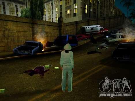 ENB Real Monsters for GTA San Andreas seventh screenshot