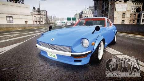 Nissan Fairlady Devil Z for GTA 4