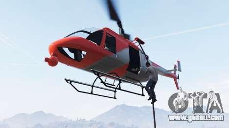 GTA 5 Air taxi third screenshot