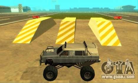 Hellish Extreme CripVoz RomeRo 2015 for GTA San Andreas