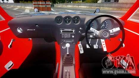 Nissan Fairlady Devil Z for GTA 4 back view