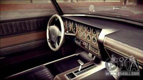 GTA 5 Dewbauchee JB 700 for GTA San Andreas right view