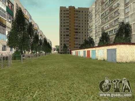 Prostokvashino for GTA Criminal Russia beta 2 for GTA San Andreas ninth screenshot
