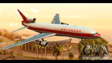 Lookheed L-1011 Air Canada for GTA San Andreas