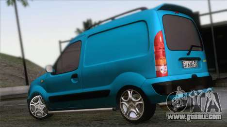 Renault Kangoo 2004 for GTA San Andreas left view