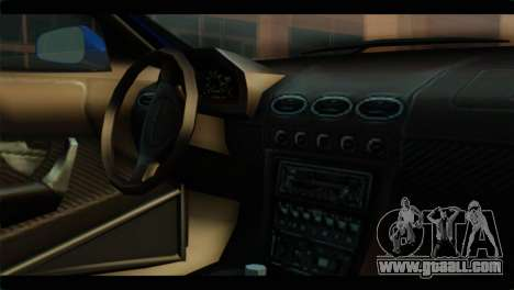 MP3 Dewbauchee XSL650R IVF for GTA San Andreas right view