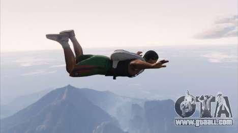 GTA 5 Nice to fly