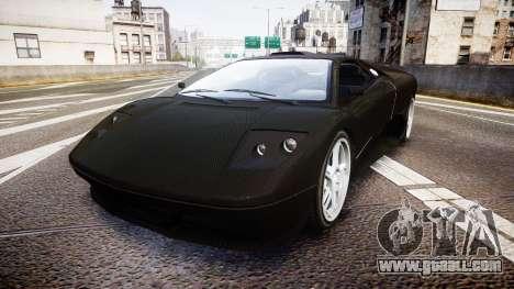 Pegassi Infernus Full Carbon for GTA 4