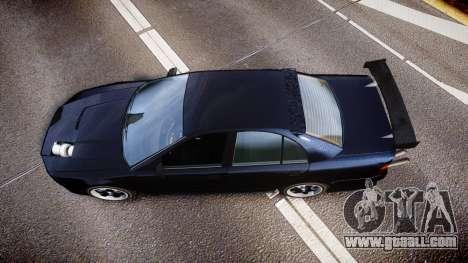 Maibatsu Vincent 16V Drift for GTA 4 right view