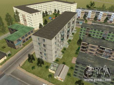 Prostokvashino for GTA Criminal Russia beta 2 for GTA San Andreas tenth screenshot