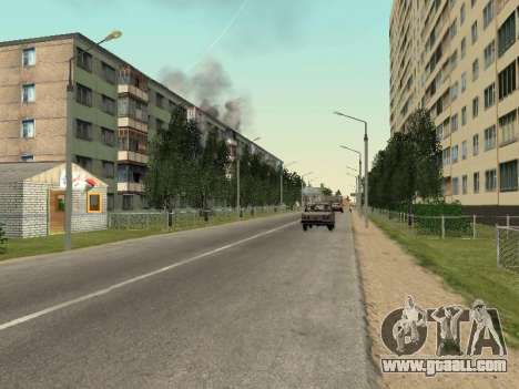 Prostokvashino for GTA Criminal Russia beta 2 for GTA San Andreas seventh screenshot