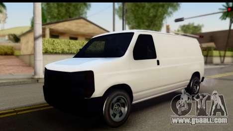 GTA 5 Rumpo for GTA San Andreas