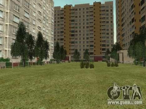 Prostokvashino for GTA Criminal Russia beta 2 for GTA San Andreas eighth screenshot