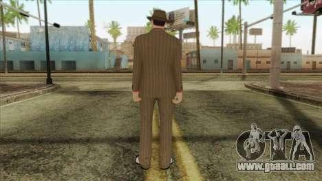 GTA 5 Online Skin 2 for GTA San Andreas second screenshot