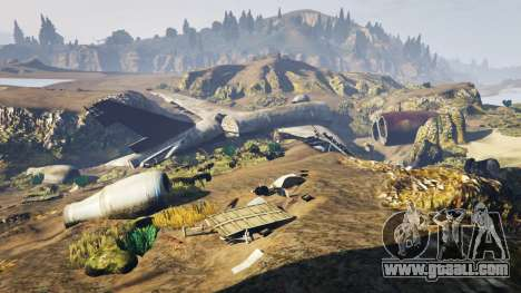 GTA 5 No Water fifth screenshot