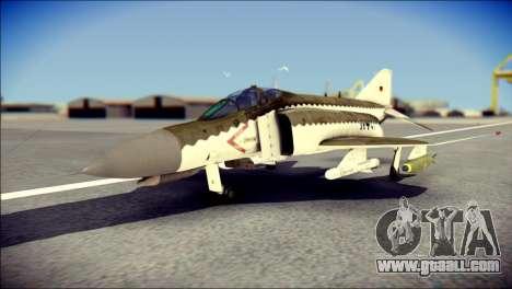 McDonnell Douglas F-4F Luftwaffe for GTA San Andreas