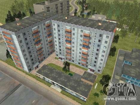 Prostokvashino for GTA Criminal Russia beta 2 for GTA San Andreas forth screenshot