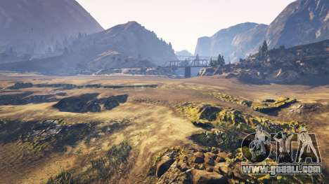 GTA 5 No Water second screenshot