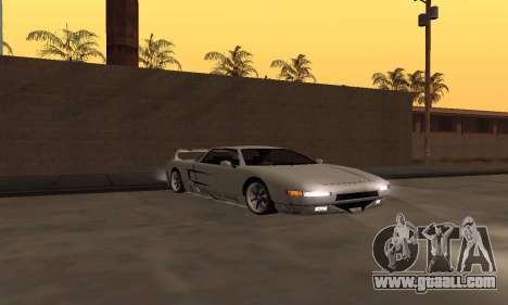 Infernus BanDit for GTA San Andreas