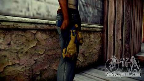 Hyper Magnum Kamen Rider Beast for GTA San Andreas third screenshot