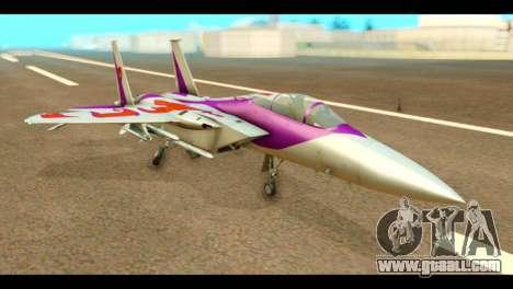 F-15C Air Combat for GTA San Andreas