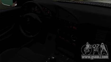 BMW M3 E36 Drift Editon for GTA San Andreas right view