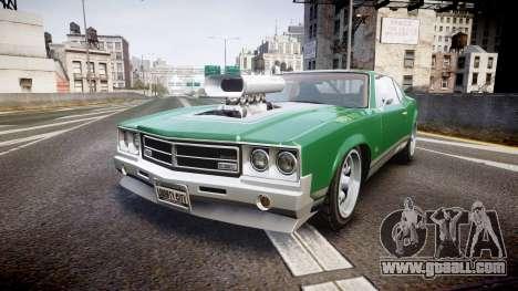 Declasse Sabre GT SS for GTA 4
