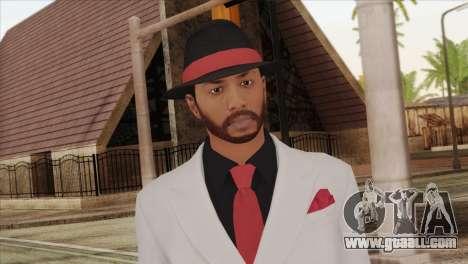 GTA 5 Online Skin 1 for GTA San Andreas third screenshot