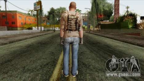 Officer from PMC for GTA San Andreas second screenshot