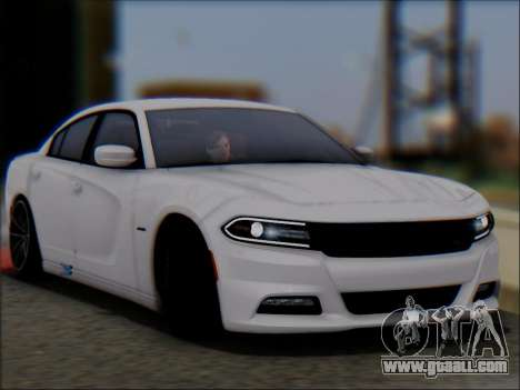 iniENB for GTA San Andreas forth screenshot