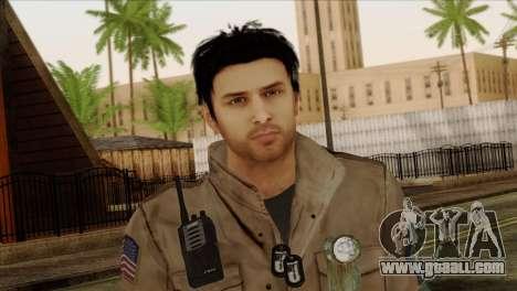 Classic Alex Shepherd Skin for GTA San Andreas third screenshot
