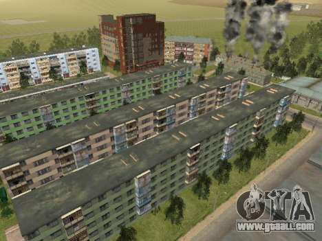 Prostokvashino for GTA Criminal Russia beta 2 for GTA San Andreas eleventh screenshot